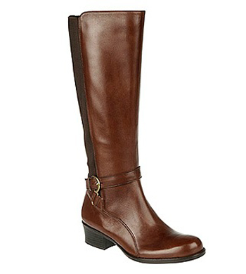 Wide Widths – Naturalizer Array Wide Calf Riding Boot