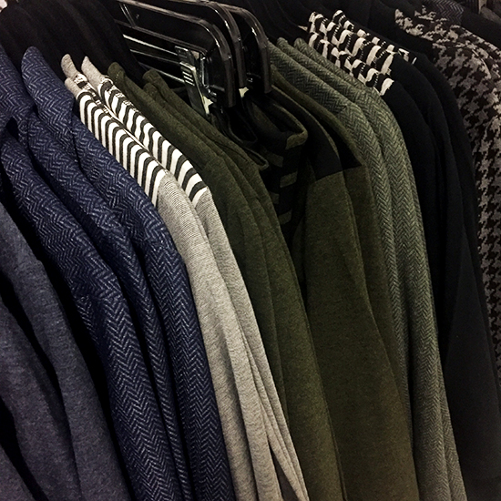 New colours for Fall 2017