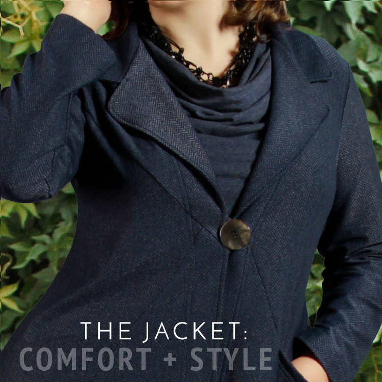 The Jacket Comfort and Style