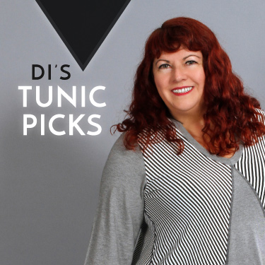 Diane picks her favourite tunics for Fall 2017