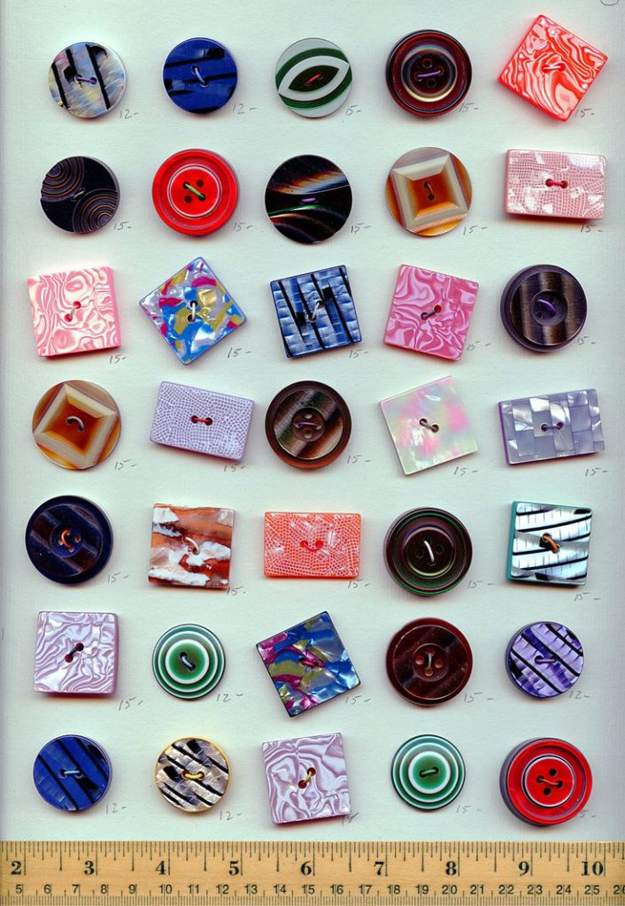 Lea Stein collectable buttons